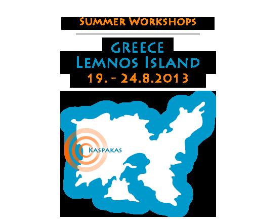 Sommer Workshops Griechenland Insel Lemnos